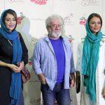 شقایق فراهانی، شبنم فرشادجو، مسعود کرامتی و … در اکران خصوصی گذر موقت