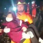 زلزله 7 ریشتری در منطقه گردشگری چین! + فیلم