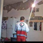 مصاحبه با زلزله زدگان شربیان + فیلم