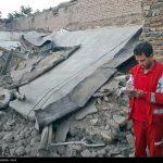 اولین تصاویر از خسارت زلزله در آذربایجان شرقی
