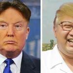 شوخی سیاسی جالب با ترامپ و کیم جونگ اون!
