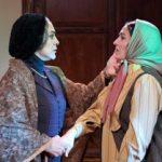 گلاره عباسی و رویا نونهالی در اکران عمومی شهرزاد