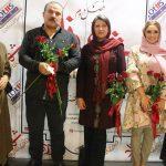 مراسم اکران مردمی قسمت هفتم سریال شهرزاد