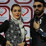 چهره ها در جشن شکوه مهرورزی آسایشگاه معلولان مشهد