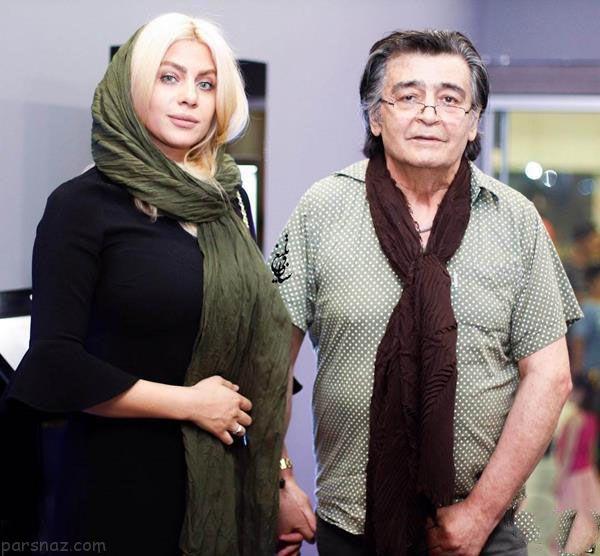 عکس های اخیر رضا رویگری و همسر جوانش تارا کریمی