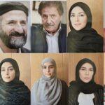 گریم بازیگران در سریال جدید کیانوش عیاری