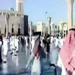 فیلم کفش باران کردن زائران ایرانی واقعی است؟! + فیلم