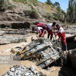 امدادرسانی در 6 استان درگیر سیل   یک نفر مفقود
