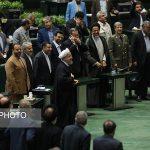 نتایج نهایی رای اعتماد مجلس به وزرای پیشنهادی+فیلم