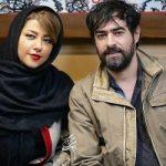 پریچهر قنبرى همسر شهاب حسینی تنها به جشن حافظ آمد!