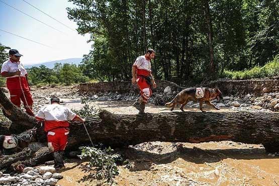 جسد این کودک ۳ساله در سیل علی آباد کتول پیدا شد!