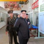 طرح موشکی جدید کره شمالی رونمایی شد