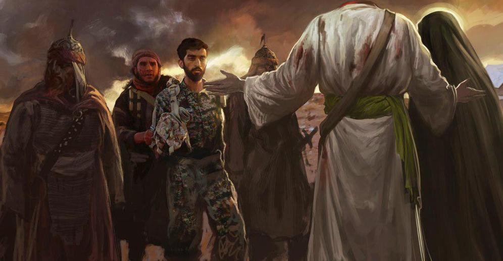 خبر شهادت محسن حججی