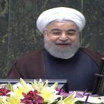 روحانی: رابطه ما با قوه قضاییه خوب است؛ چشم نزنید! + فیلم