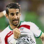 اولین واکنش احسان حاج صفی بعد از بازی با تيم اسراييلی!