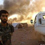 صحنهای که دل مادر شهید حججی را آتش زد + فیلم