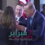 اقدام جالب سفیر زن استرالیا در برابر اردوغان + فیلم
