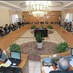 ادای سوگند اعضای کابینه دولت دوازدهم+فیلم
