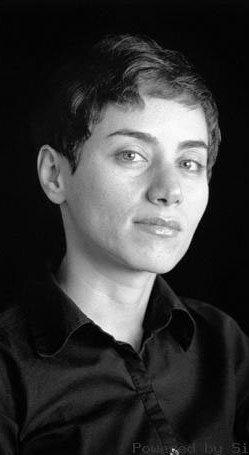 مراسم یادبود مریم میرزاخانی نابغه ریاضی در تهران