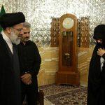 درخواست همسر و پدر شهید حججی از تولیت آستان قدس رضوی + فیلم