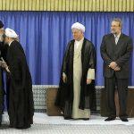 غایب بزرگ دوازدهمین مراسم تنفیذ حکم ریاست جمهوری ایران