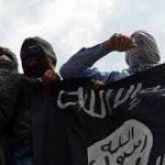 محل نگهداری زنان و فرزندان اعضای داعش در جنوب موصل عراق