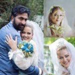 عکس جدید از بهاره رهنما و همسرش بعد از مراسم ازدواجشان