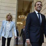 طوماری علیه همسر رئیس جمهوری فرانسه