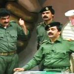 بازیگر معروفِ نقش صدام، درگذشت!