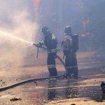 آتش سوزی گسترده ۱۰۷ ساختمان در روسیه !