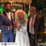بهاره رهنما برای دومین بار ازدواج کرد! | همسر جدید بهاره رهنما کیست؟