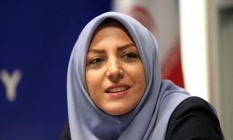 واکنش خانم گوینده خبر به راه ندادن بانوان ایرانی در ورزشگاه