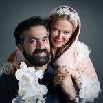 سورپرایز زیبای یک گالری برای بهاره رهنما و همسرش