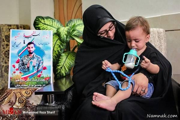 خانواده شهید محسن حججی بیانیه داد