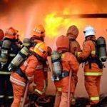آتش سوزی در مالزی؛ ۲۵ نفر زنده زنده سوختند