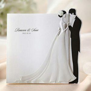 خاص ترین کارت عروسی!