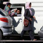پشت چراغ قرمزهای تهران
