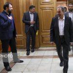 مراسم تحلیف محمدعلی نجفی شهردار تهران