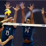 پیروزی تیم ملی والیبال ایران در نبرد آسیاییها