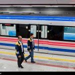 خودکشی ناکام دختر 32 ساله در مترو دروازه دولت!