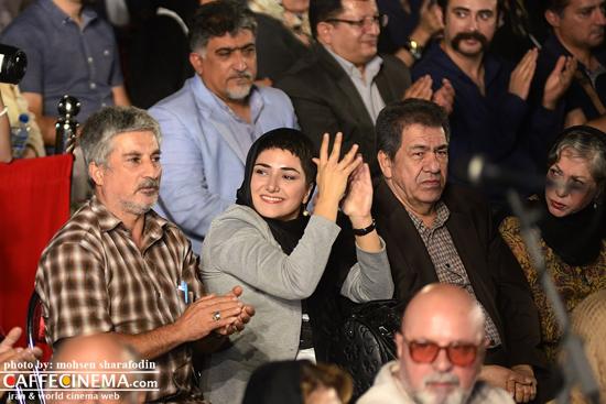چهرهها در جشن سینمای ایران