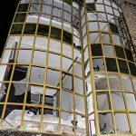 انفجار ساختمان مسکونی در بلوار توس مشهد