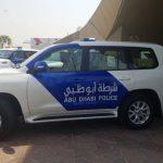 ورود خودروهای جدید به ناوگان پلیس دوبی