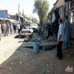 حمله انتحاری با گوسفند به حسینیه شیعیان کابل!