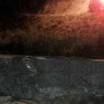 سقوط اتوبوس به دره در جاجرود 37 کشته و مجروح برجای گذاشت!
