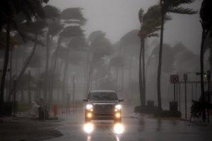 طوفان ایرما میامی را درهمکوبید