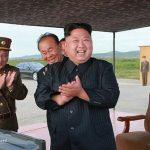 شادمانی اون در هنگام آزمایش موشک بالستیک
