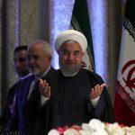دیدار ایرانیان مقیم آمریکا با حسن روحانی