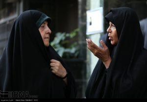 حاشیه های تشییع پیکر زنی که اولین مشاور رییسجمهور ایران در امور زنان بود