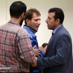 درگیری و اخراج بابک زنجانی از دادگاه